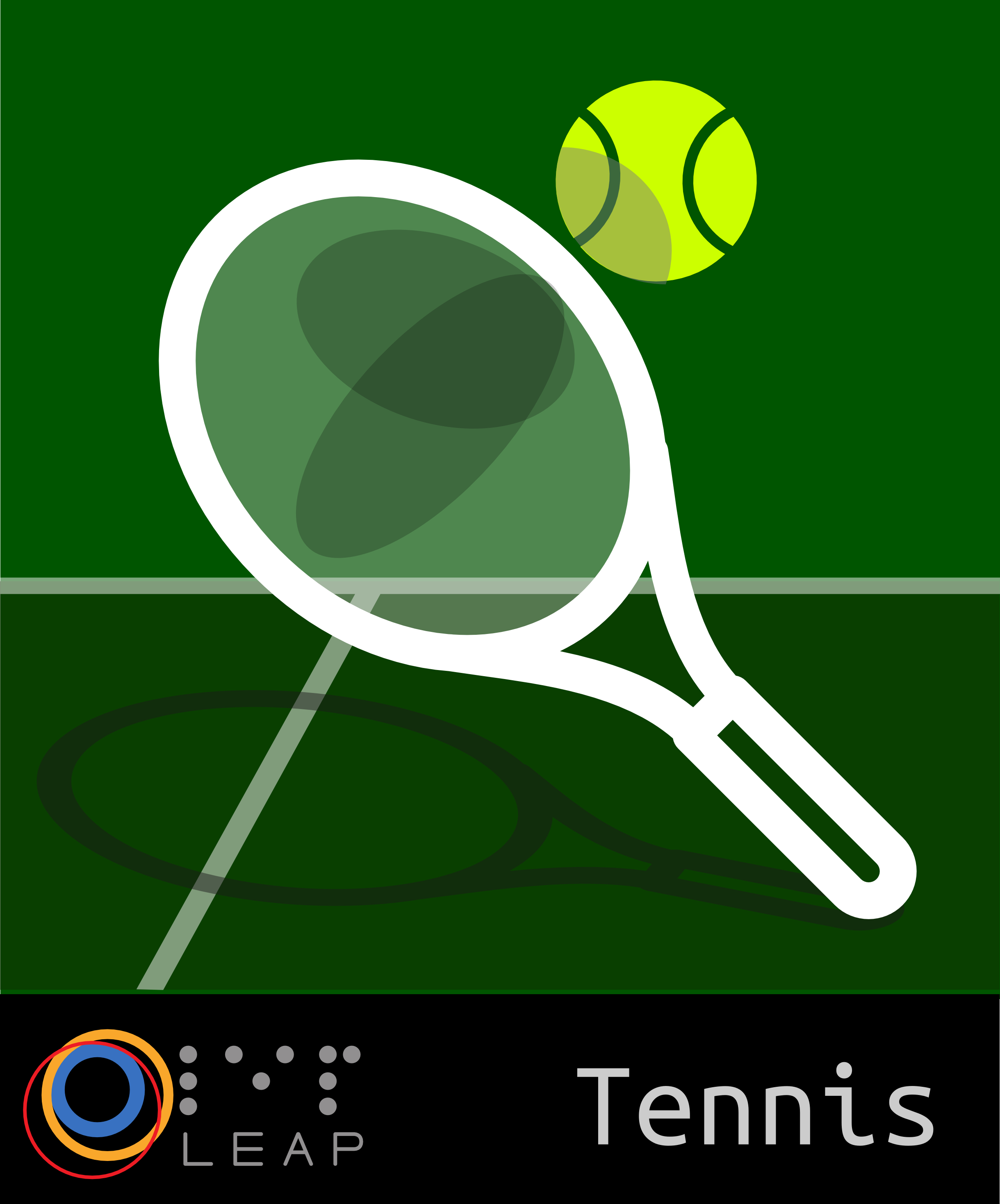Tennis Game LOGO