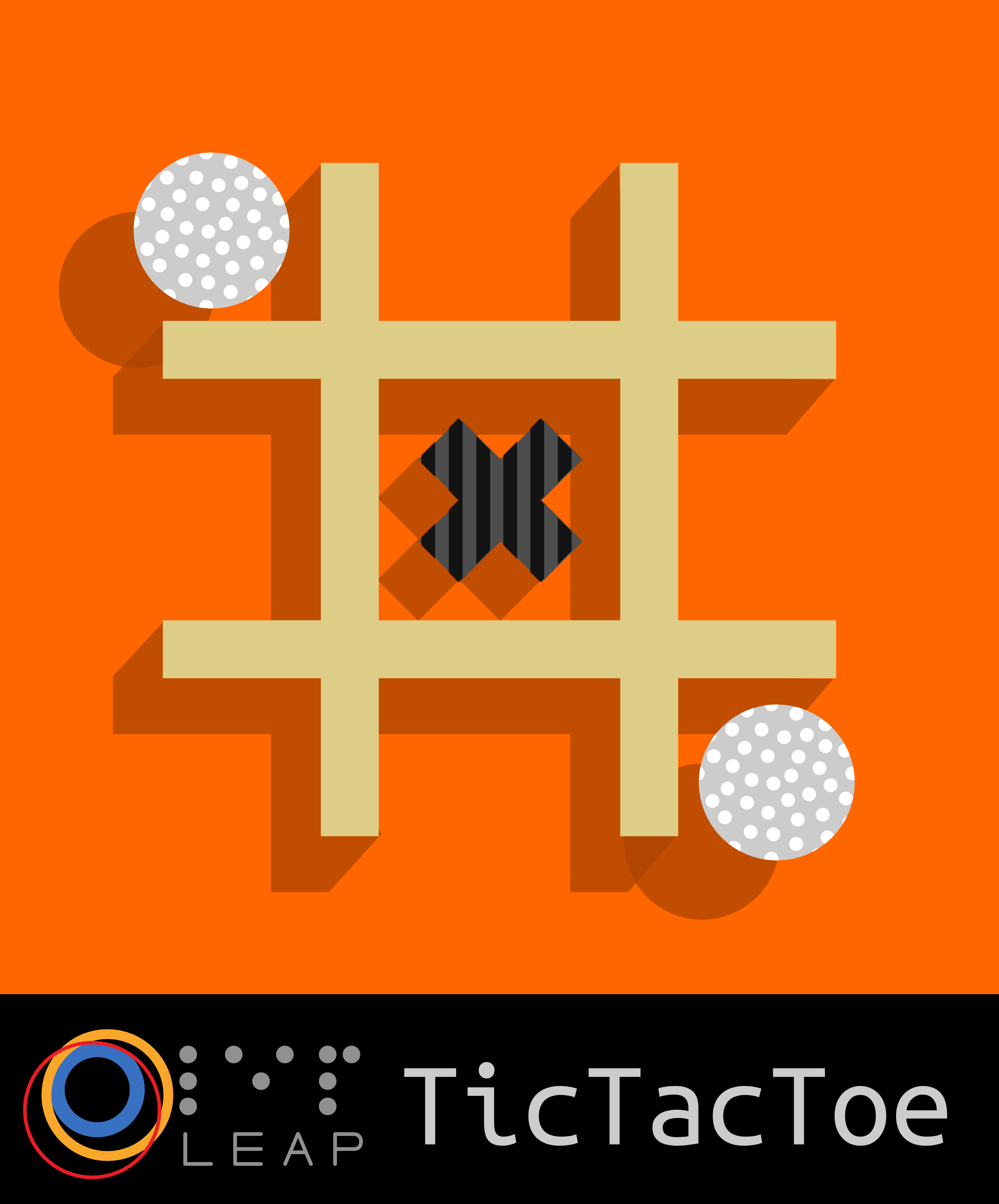 TicTacToe Game LOGO